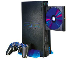 The Sony PlayStation 2
