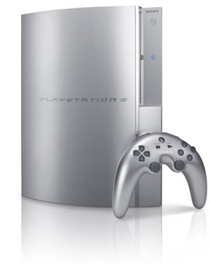 The Sony PlayStation 3